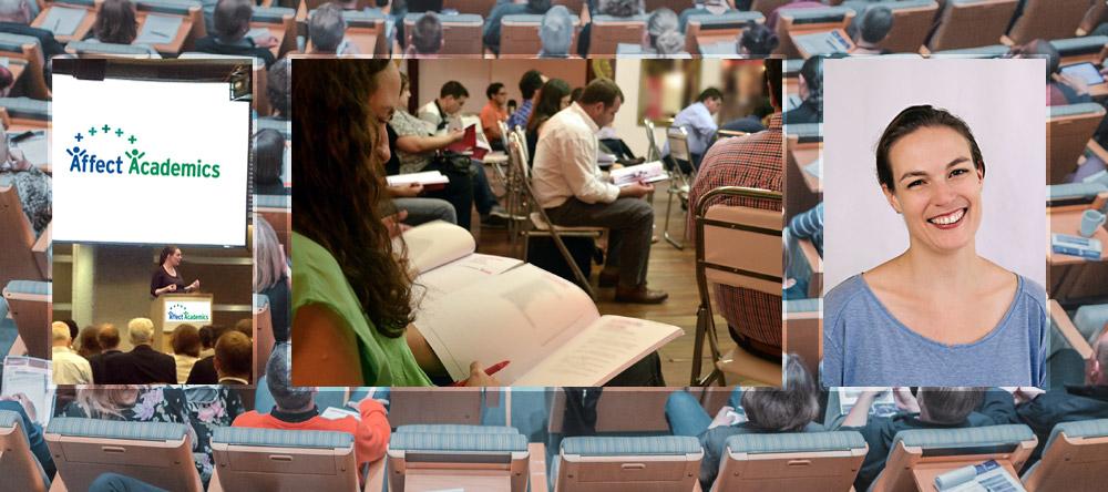 Cristina Post Professional Development at Affect Academics